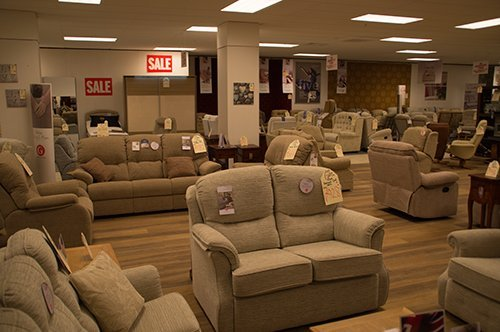 Wide range of quality furniture at Clements in Watford