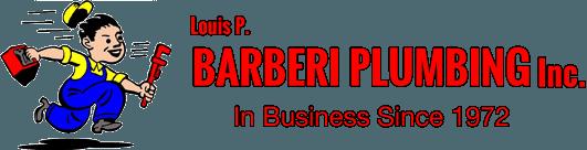 Barberi Plumbing logo - Pensacola, FL