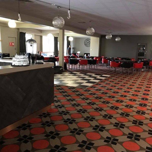 the morwell club interior