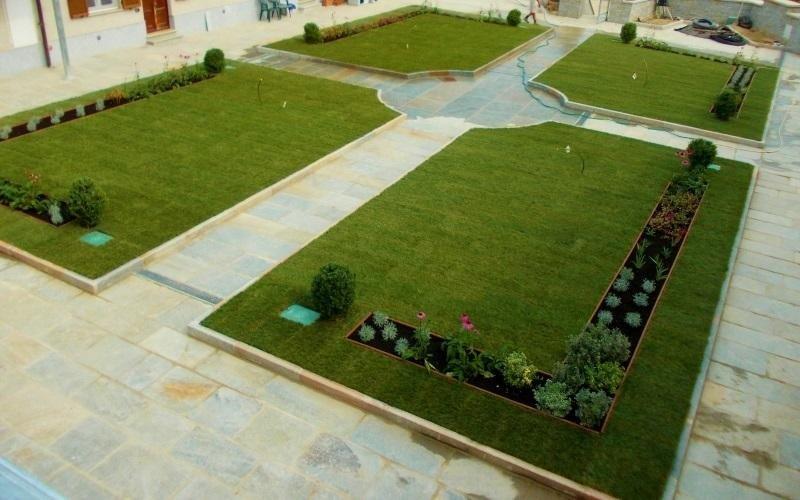 manutenzione giardino condominio