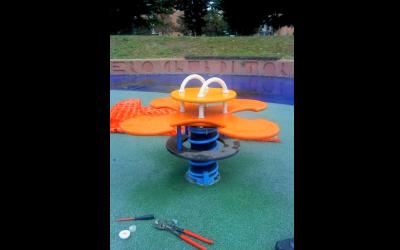 gioco parco pubblico