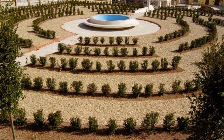 fontana giardino pubblico