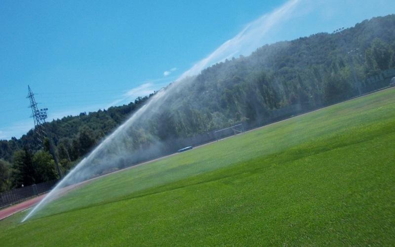 irrigazione verde pubblico