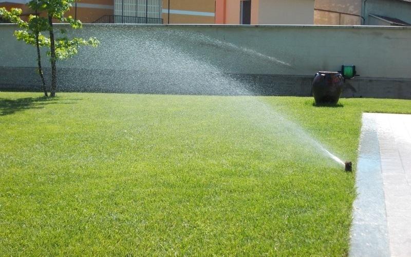 irrigazione privati