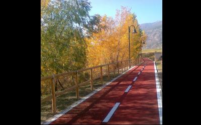 staccionata Aosta