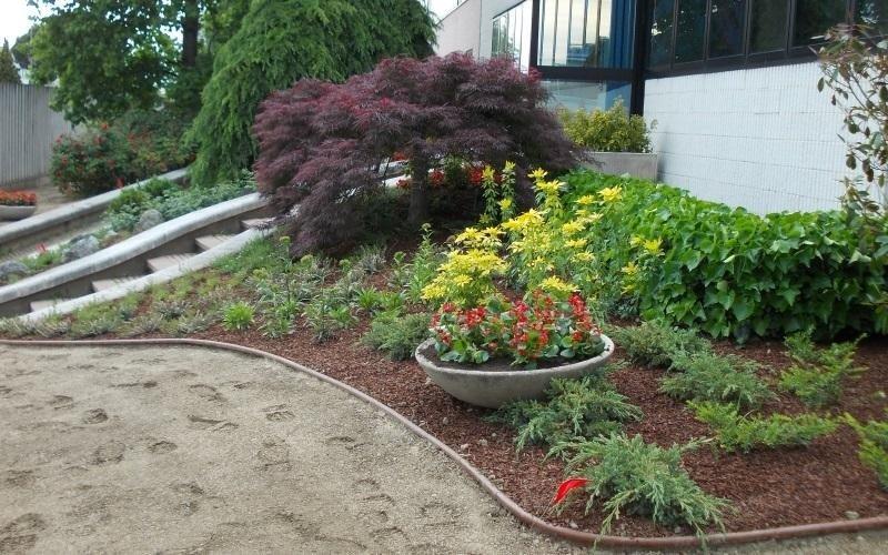 gestione giardino privato