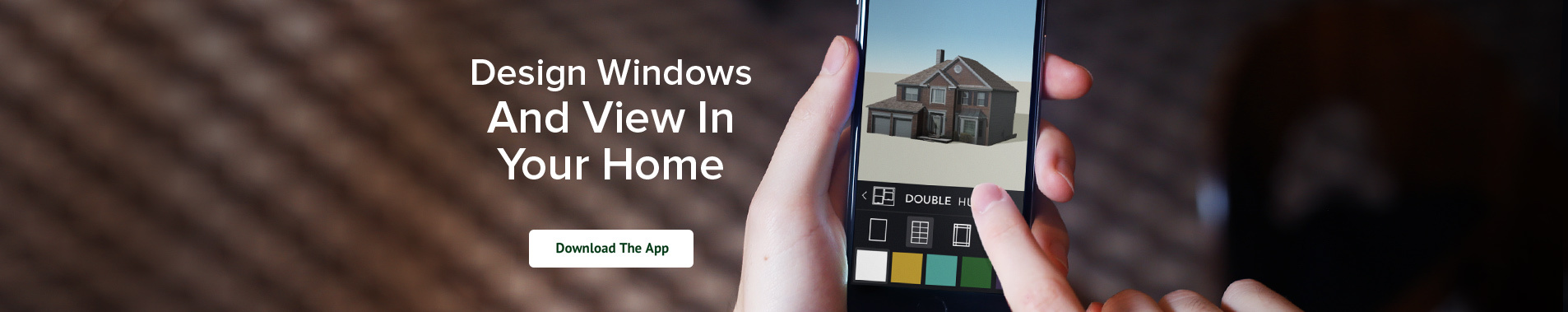 Design Windows with our App