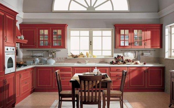 cucina laccata Velia