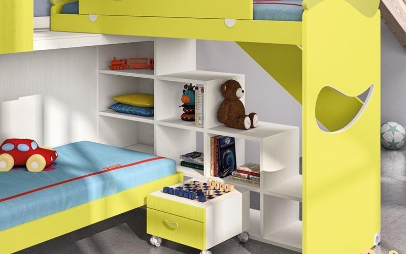 camera bambino Fiaba