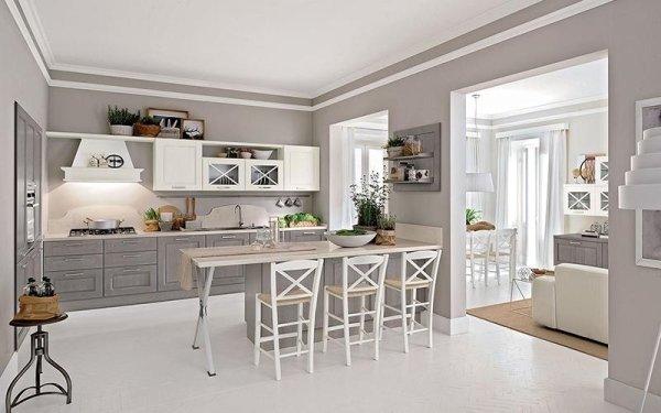 cucina stile classico