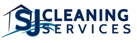 SJ cleaning services logo