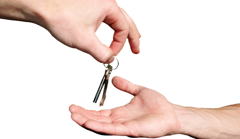 synergy settlements handing over the key