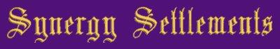 synergy settlements business logo