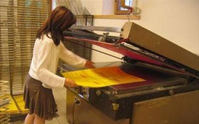 Drucker für Haftetiketten