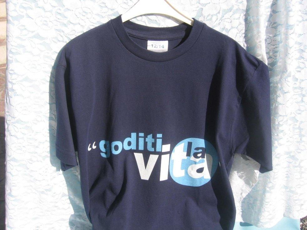 T-Shirts mit Original-Slogans