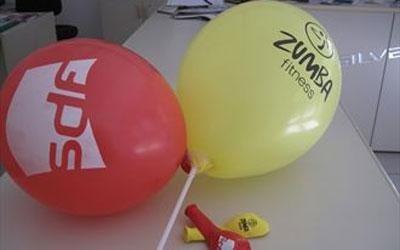 Digitaldruck auf Luftballons