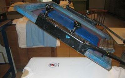 Drucker für Textildruck