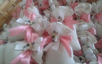 Sacchetti confetti bomboniere