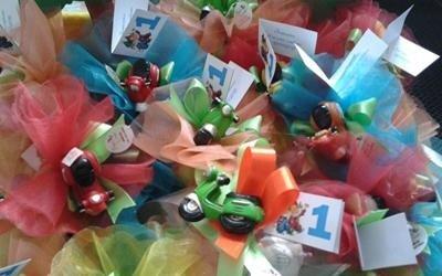 Bomboniere colorate bambini