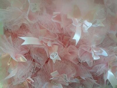 Bomboniere romantiche rosa
