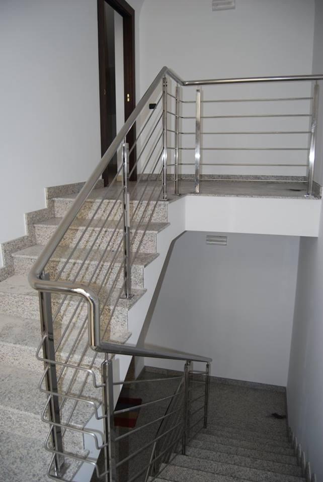 costruzioni e lavorazioni in acciaio inox a Laterza, TA
