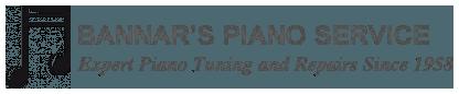 Bannar's Piano Service - LOGO