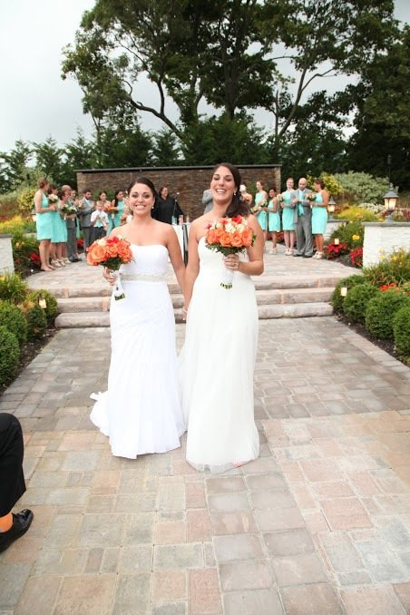 outdoor weddings Suffolk County, NY