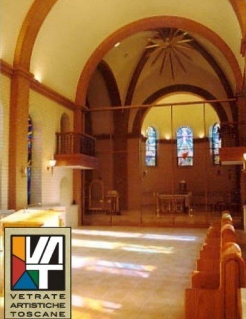 vetrate artistiche con tema religioso, vetrate artistiche per chiese