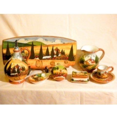 realizzazione ceramiche, ceramiche fatte a mano