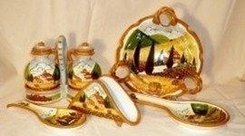 servizi di ceramica, ceramiche