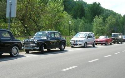 sfilate auto storiche