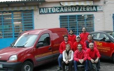servizi carrozzeria