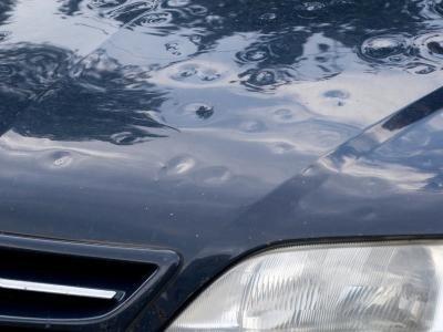 riparazioni auto grandinate