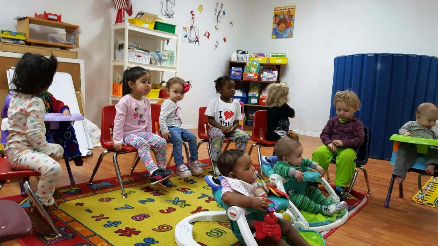 early learning center, San Antonio, TX