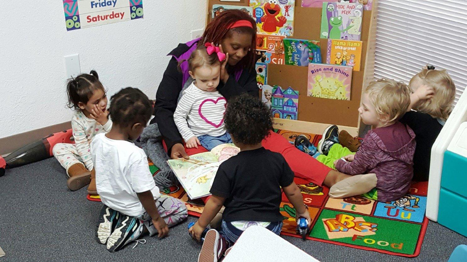 affordable child care, San Antonio, TX