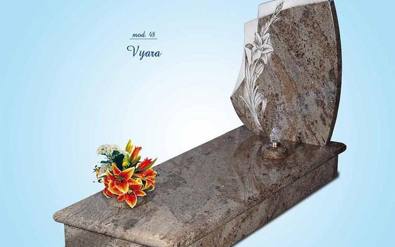 monumento funebre vyara brianza