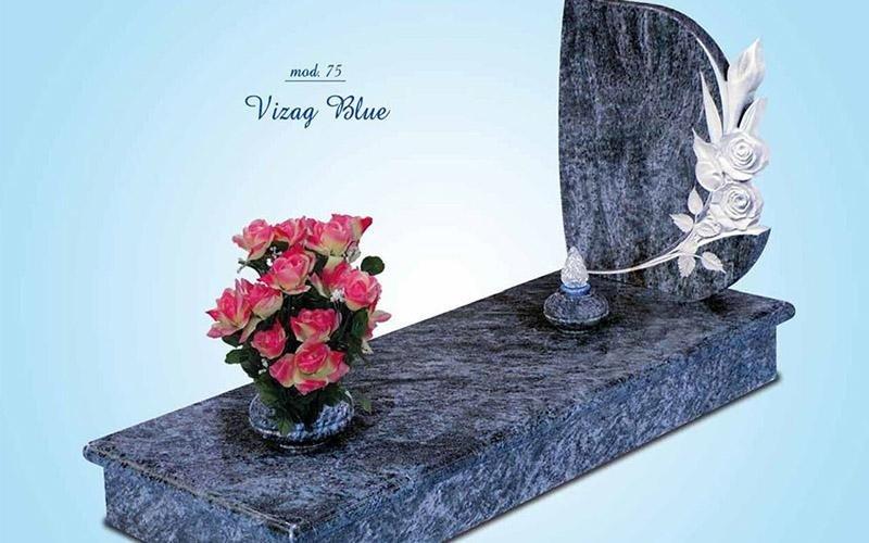 monumento funebre vizag blue brianza