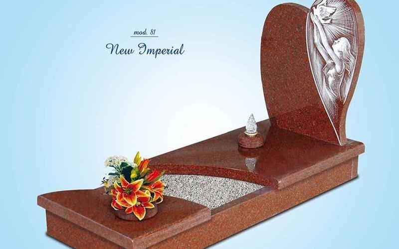 monumento funebre new imperial brianza