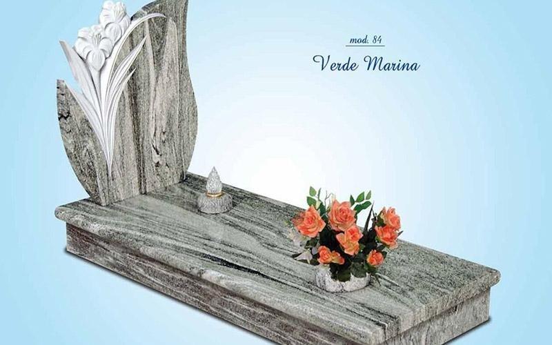 monumento funebre verde marina brianza