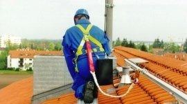manutenzione linee vita, installazione linee vita, realizzazione linee vita