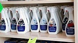 Vendita prodotti per pulizia elettrodomestici