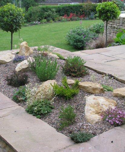 Stone laying service