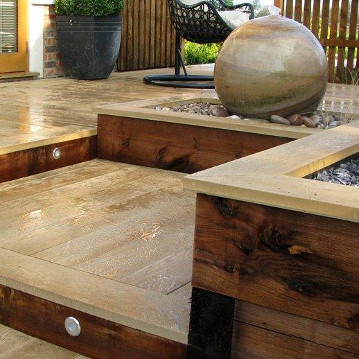 Indoor garden design