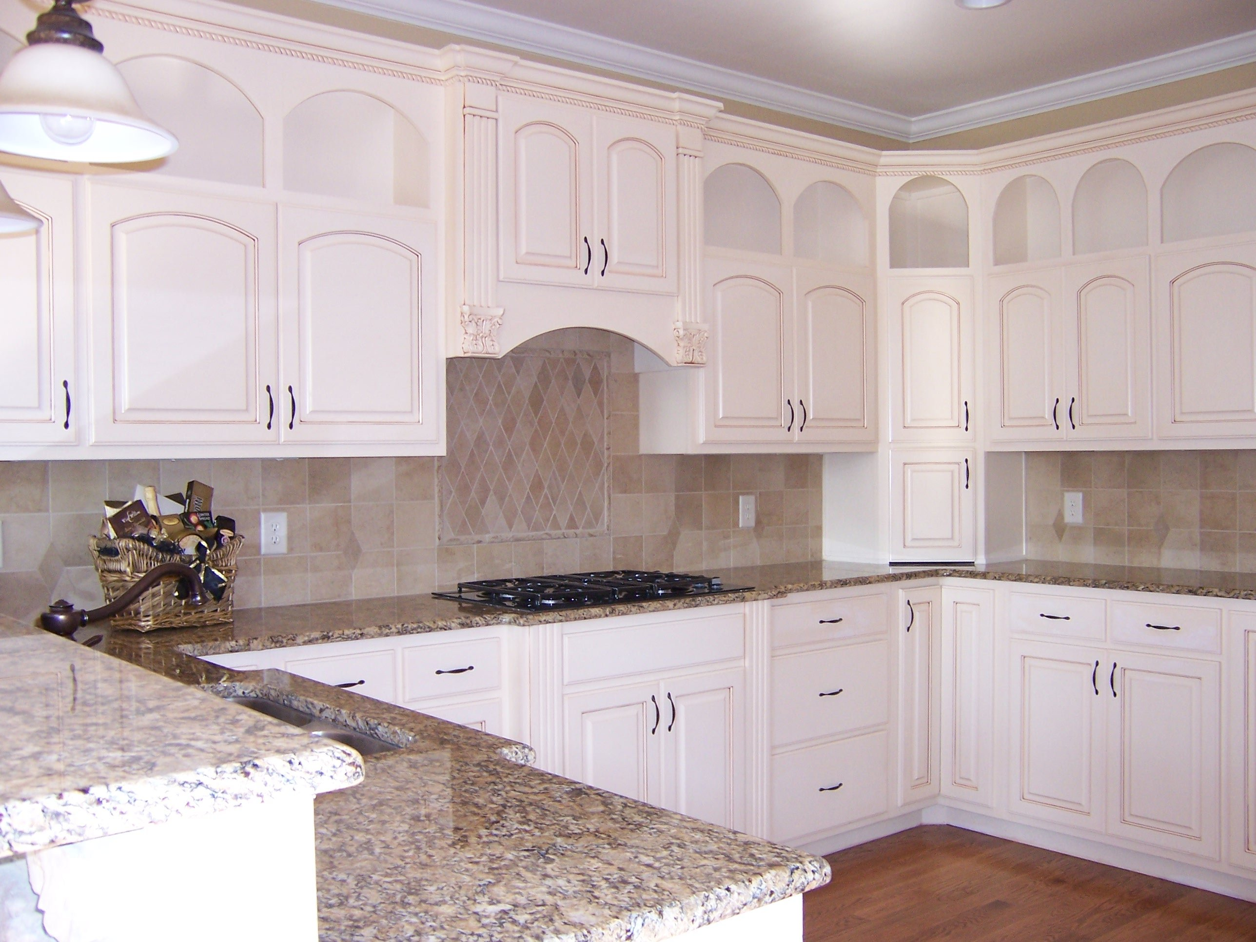 custom kitchen cabinets Fayetteville, NC