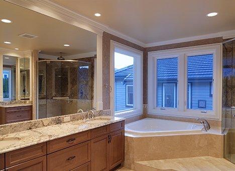 custom bathroom cabinets Goldsboro, NC