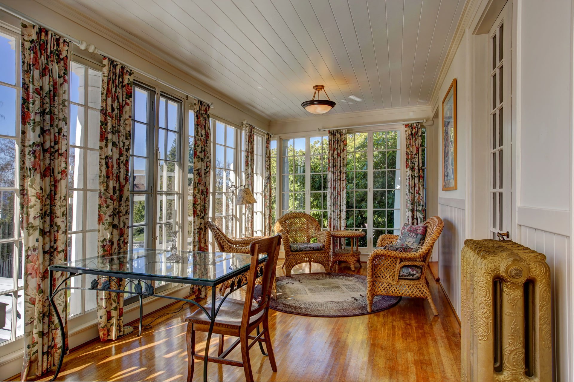 comfy brown wooden sunroom furniture paired. Modren Paired Throughout Comfy Brown Wooden Sunroom Furniture Paired