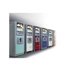 distributori automatici di vario colore