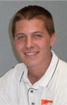 Eric Nyberg, Manager for Carpet & Upholstery Cleaning in Erie PA