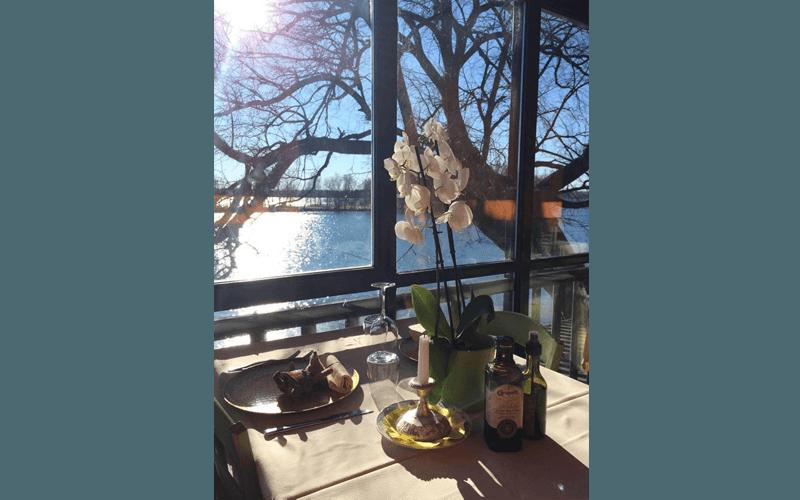 Pizzeria sul lago di Pusiano