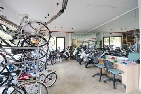 Vendita bici e scooter, Firenze